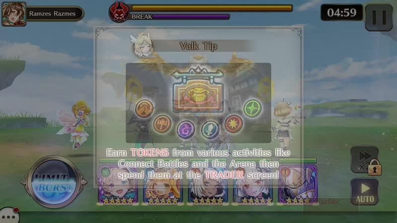 Valkyrie Connect.Elemental Aurora Boss.mp4