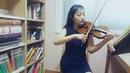 엘가 사랑의 인사 바이올린 연주 바이올린강사 김민정_바이올린배우기_바 51060