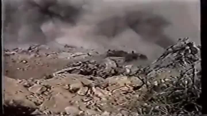 Авиаудары СУ-25 по боевикам. Дагестан, 1999 г. (18)