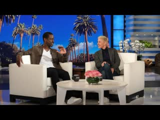 Sterling k. brown on going from meathead to sexiest tv dad