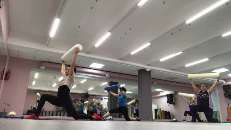 Многофункциональное упражнение- связка/BodyMind Transformation- семинар Марины Шешуковой