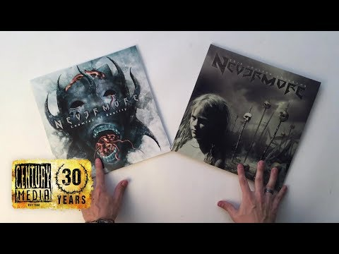 NEVERMORE Enemies Of Reality This Godless Endeavor Vinyl Unboxing