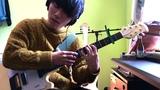 math post rock riff little riff31 - daijiro nakagawa(JYOCHO) Fingerstyle Guitar solo tapping