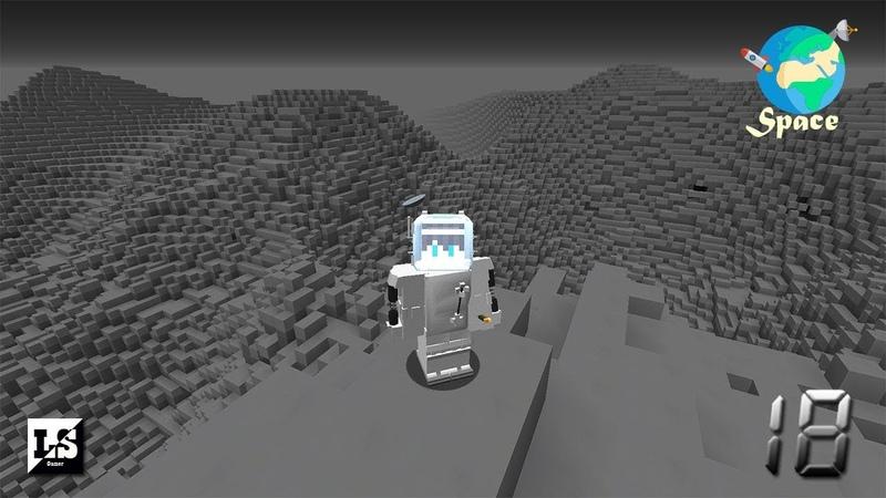 Прохождение сборки Minecraft A Future in Space - 18 Полет на Меркурий и Венеру