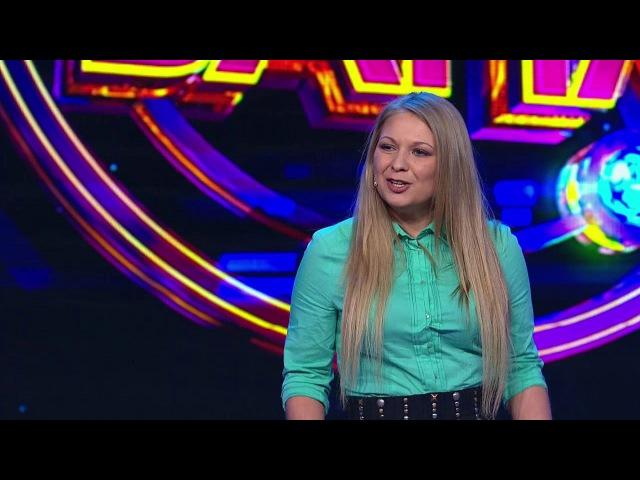 Comedy Баттл. Суперсезон - Елена Корнеева (1 тур) 06.06.2014 из сериала COMEDY БАТТЛ. Суперсез...