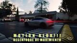 Lumion 9 - MOTION BLUR - DESENFOQUE DE MOVIMIENTO