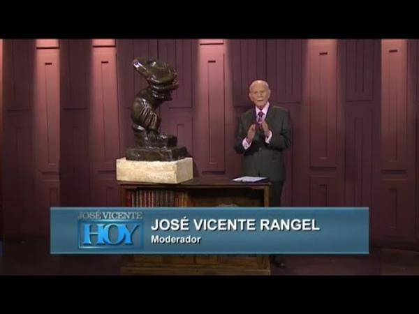 Vídeo José Vicente HOY Entrevista a Roy Chaderton y los confidenciales