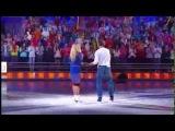 Шоу Ледниковый период Маруся Зыкова и Роман Костомаров 11 этап 17.11.2013