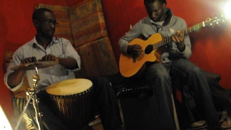 Destination Diana Nduba acoustic cover by Tetu Djembe and Newman