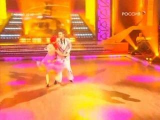 Танцы со звездами. Сезон 2009. 10 конкурсный день.