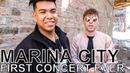 Marina City - FIRST CONCERT EVER Ep. 65