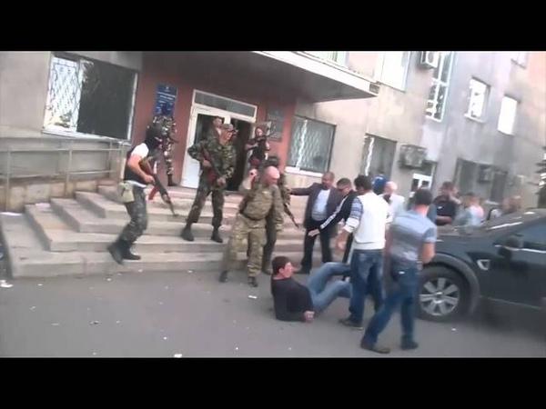 Стрельба по сепаратистам. 18