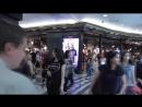Псв 3 Прогулка по ТЦ охотный ряд торговый центр под землёй с фонтаном на охотке вход на станцию метро театральная площадь р