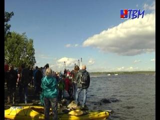 Imandra Water Fest - фестиваль, захвативший мончегорцев в круговорот водных развлечений, состоялся 18 августа.