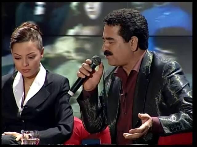 Mutlu Ol Yeter - İbrahim Tatlıses Ebru Gündeş Düet - Canlı Performans - İbow Show (1998)