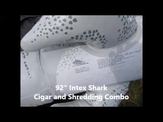 Intex shark cigar shredding lr 480p.mp4