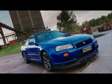 Top Gear обзор Nissan Skyline