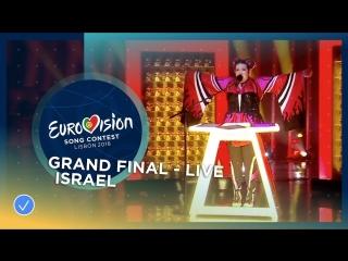 Netta - Toy - Israel - Grand Final Eurovision 2018 - победитель winner Евровидение Израиль Финал