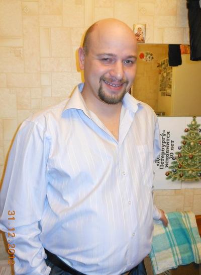 Игорь Борисов, 21 июля 1980, Санкт-Петербург, id137646065