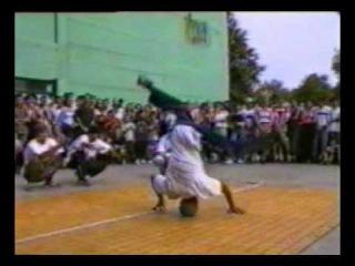 Брейк-батл шк.№24 Киргили Фергана 2001
