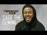 Sage the Gemini Interview at The Breakfast Club Power 105.1