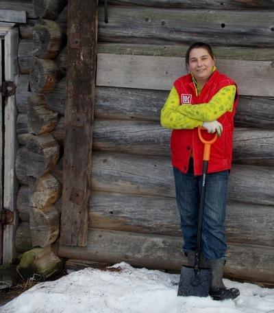 Вера Бородина, 11 апреля , Пермь, id165616019