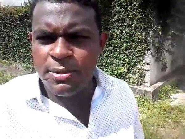 Demônio Aparece no final do Vídeo indo embora após Pastor desfazer obra de Macumbaria! É Forte