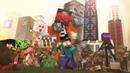 Monster School ZOMBIE APOCALYPSE WITHER SKELETON Challenge Minecraft Animation