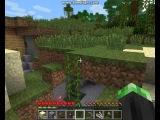 Майнкрафт - Выживание - 3 Серия . Поход в деревню