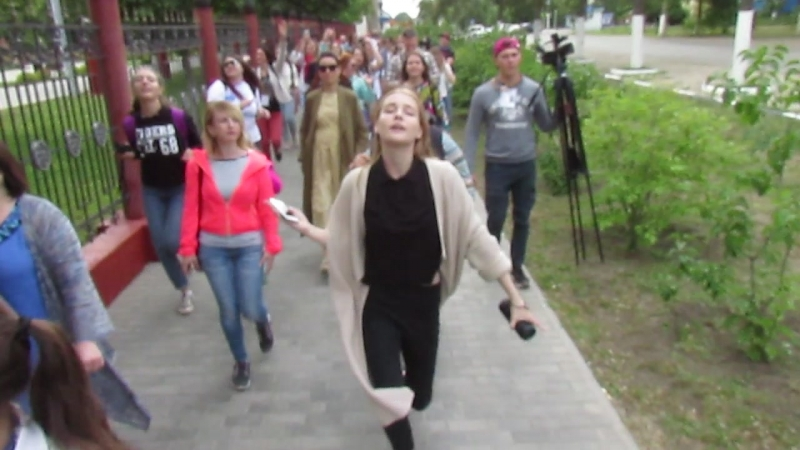 ТАНЦПРОГ. Арт-фестиваль Артемоff, Урюпинск 10.06.2018