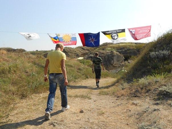 Военно-археологическая экспедиция - Аджимушкай-2013 G121a5bXZjs
