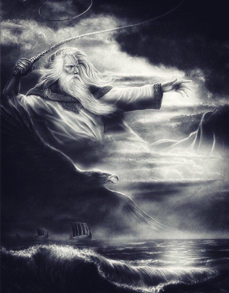 Картинки славянского стрибог