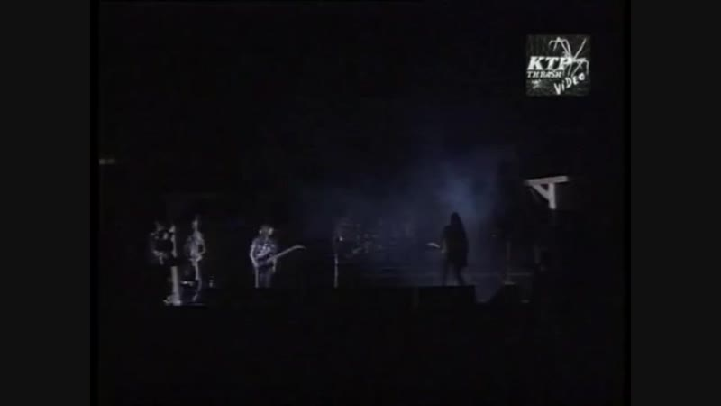 Коррозия Металла - Kiss of Devil (live). Железный марш-2, УДС Крылья Советов, 19