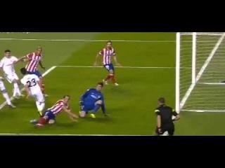 Isco Amazing Ball Control Skills  Real Madrid vs 0 - 1 Atletico de Madrid