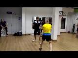 тренировка в Алекс