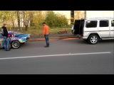 Toyota supra 806 сил vs Gelandewagen