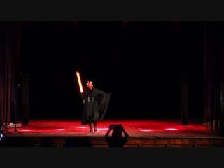 Дефиле 6 - конкурс косплей-выступлений - DARK SIDE Halloween 2018