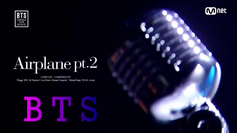 BTS - Airplane pt. 2- română sub