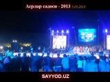 Yulduz Usmonova - Asrlar Sadosi 2013