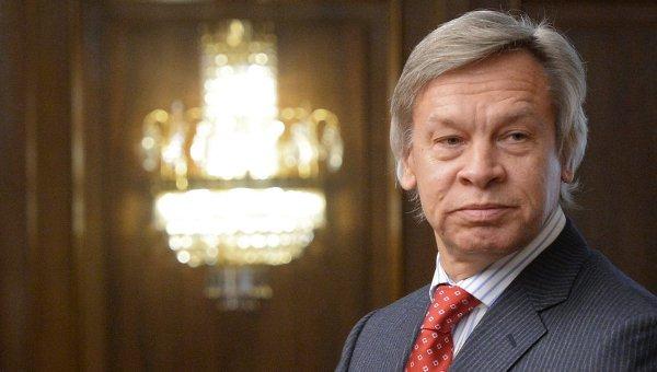 Алексей Пушков призвал Киев не противиться здравому смыслу