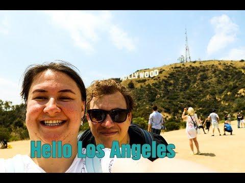 Выходные В Лос Анджелесе - Голливуд, Даун Таун, Гетти Центр и Самые Вкусные Тако