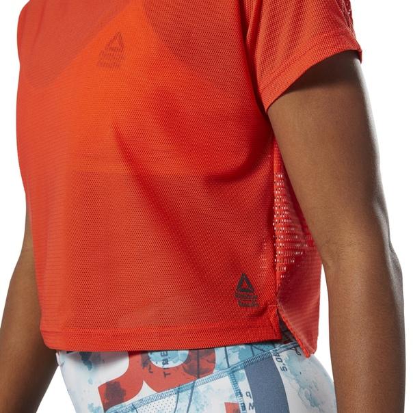 Спортивная футболка Reebok CrossFit® Jacquard image 6
