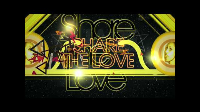 Richard Dinsdale Share The Love Radio Edit