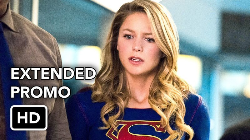 Крис Вуд - Промо проектов с участием актёров - Supergirl 3.16 Of Two Minds