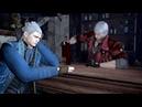 RARE! Panchinko Devil May Cry 4 Cut Scenes | CAPCOM | Slot Machines