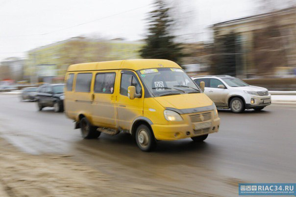 Ещё 11 волгоградских маршруток заменяются альтернативными направлениям