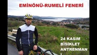 90 km Bisiklet Üzerine Meşhur Sarıyer Böreği Yedik
