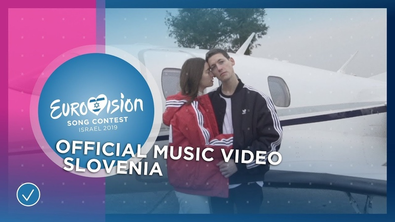 Zala Kralj Gašper Šantl - Sebi - Slovenia 🇸🇮 - Official Music Video - Eurovision 2019
