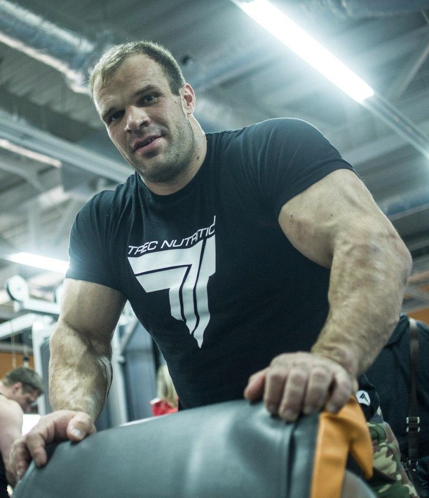 Denis Cyplenkov │ Photo Source: Trec Nutrition