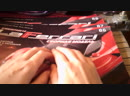 Обзор Феррари Ла Феррари сборная модель 1 8 журнал Ferrari LaFerrari Centauria 86 87 88